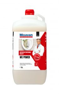 Detartrant toaleta forte Dr. Stephan Wc Power 5l