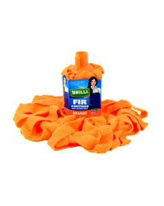 BRILLI MOP MICROFIBRA FIR CONTINUU ORANGE
