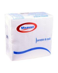 MISAVAN SERVETELE 1str 33x33 80/set ALBE