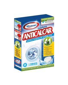 MISAVAN TABLETE ANTICALCAR 4IN1