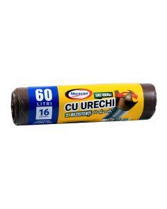 MSV SACI CU URECHI PARF 60L 16/SET 2R MARO