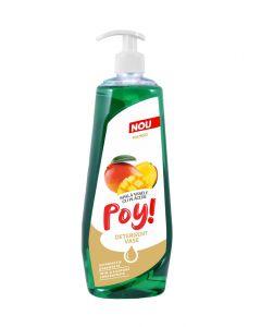 Detergent vase cu pompita POY MANGO 750ml