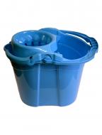 Galeata cu storcator Misavan, albastru+albastru, 14l