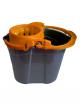GALEATA 14L STORCATOR (gri+portocaliu)