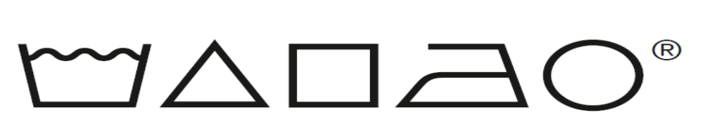 Ginetex - 5 simboluri de pe etichetele textilelor